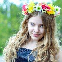 Венценосная принцесса :: Дмитрий Долгих