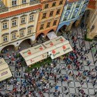 Прага, вид сверху.. :: Виктор Льготин