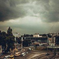 Перед грозой :: Дмитрий Чернов