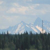 Там, вдалеке - Уральские горы :: Cветёлка ***