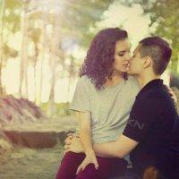 влюблённые.... :: Александр Александр