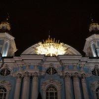 Морской собор в ночи! :: Серж Поветкин