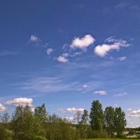 Лёгкая облачность :: val-isaew2010 Валерий Исаев