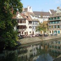 Страсбург. Маленькая Франция :: Роза Троянская