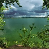 зеленая вода :: sergej-smv