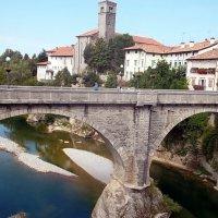 Мост  дьявола. Чивидале. Италия :: Наталья Пономаренко