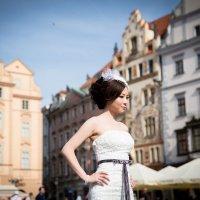 Свадьба в шумном городе :: Алла Панасенко