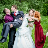 Вот это свадьба! :: Вячеслав Сергейчик