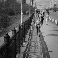 На мосту :: Сергей Щеглов