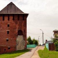 Алексеевская башня Коломенского кремля :: Владимир Болдырев