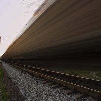 У каждого своя дорога и скорость движения по ней... :: Ксения Довгопол