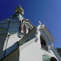 Свято-Никольский храм :: Вячеслав Криволуцкий