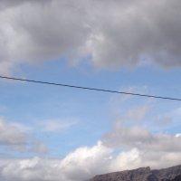 Небесная дробь над островом Тенерифе. :: Владимир Смольников