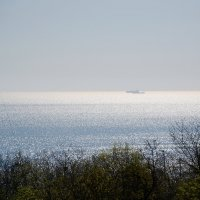 Солнечные блики на море. :: Raisa Ivanova