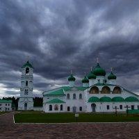 Свято-Троицкий Преподобного Александра Свирского Мужской Монастырь :: виктория иванова