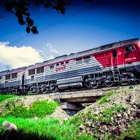 Поезд :: Дмитрий