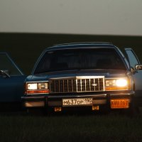 Ford LTD Crown Victoria Country Squire :: Валерий Аверин