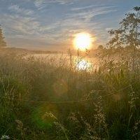 Рассвет. :: Виктор Евстратов