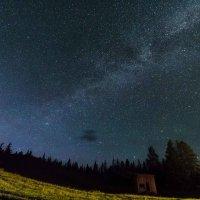 Звёздный угол :: Денис Соломахин
