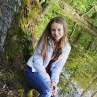 заколдованный лес :: Юлия
