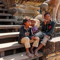 Дети Камбоджи :: Виктор Льготин