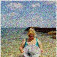 Девушка Море :: Кай-8 (Ярослав) Забелин