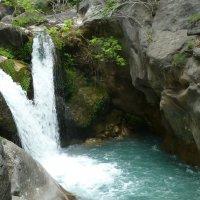 Водопады Сападере. :: Чария Зоя