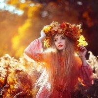 Осень :: Екатерина Сопранкова