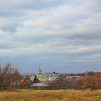 Под облаками :: Ирина Кано