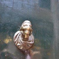 Дверная ручка :: Ольга