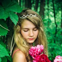 Принцесса :: Алина Жадан