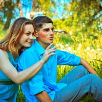 Love Story :: Алина Жадан