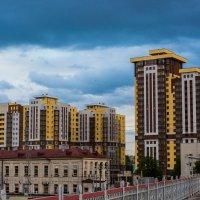 новенькие дома :: Виктор Зенин