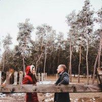 Зимнее :: Алёна Дягелева