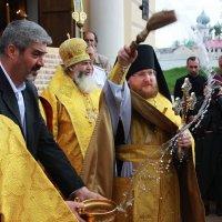 день всех святых полковая церковь 7.06 2015 г. :: Сергей Кочнев