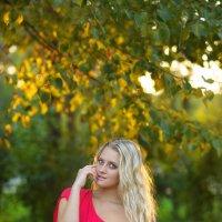 Уходящее солнце :: Ludmila Zinovina