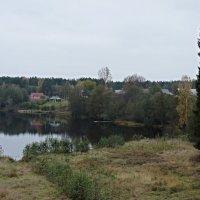 Рощинское озеро :: Елена Павлова (Смолова)