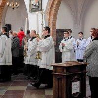 праздничная воскресная служба в Соборе. Польша :: Ирина Корнеева