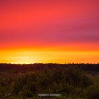 закат :: Сергей Кузьмин