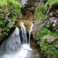 Водопад «Секретный» :: Юлия Бабитко