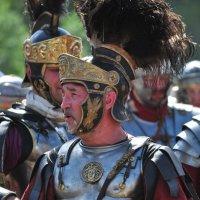 древнеримские воины :: Августа