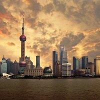 Шанхай. :: Владимир Леликов