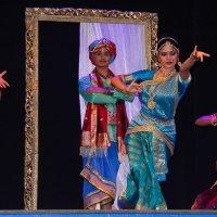 Индийский фестиваль. Сцена из спектакля 5 :: Александр Мельник