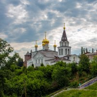 Прогулки по Нижнему... :: Дмитрий Гортинский