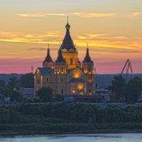 Храм Александра Невского... :: Дмитрий Гортинский