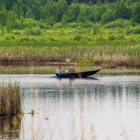 Прогулка на лодке. :: Serge Serebryakov