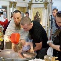 Крещение :: Олег Обухов