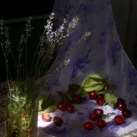 черешня с вкусом лаванды... :: galinka boss*