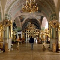 Храм Рождества Иоанна Предтечи на Пресне. :: Елена