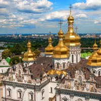 Золотые купола... :: Павел